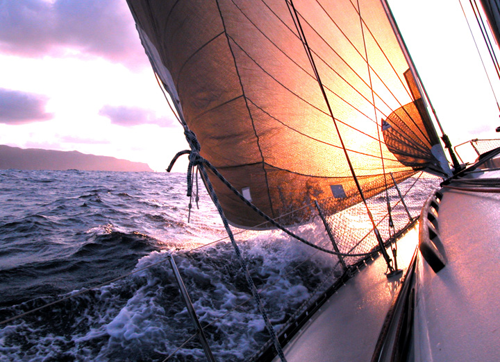 Private Sunset Sail for Two